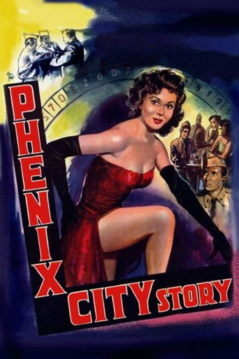 The Phenix City Story Poster