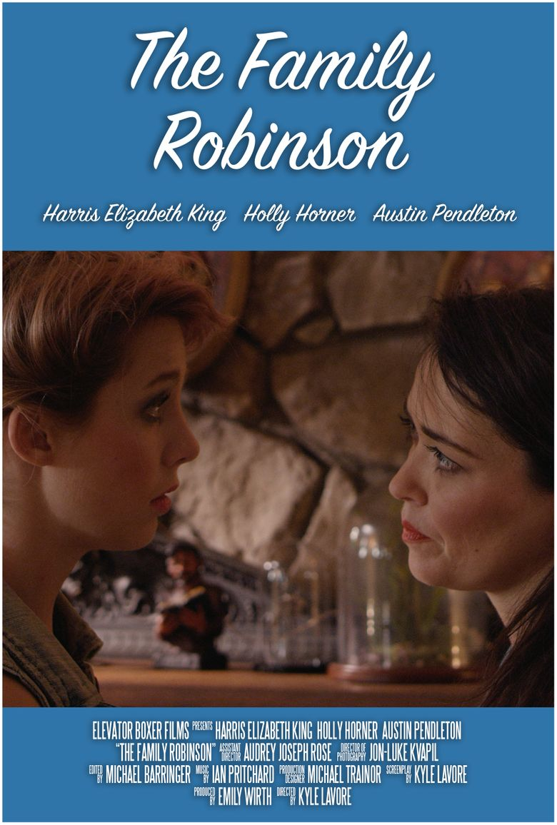 The Family Robinson Poster