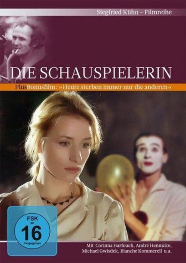 The Actress Poster