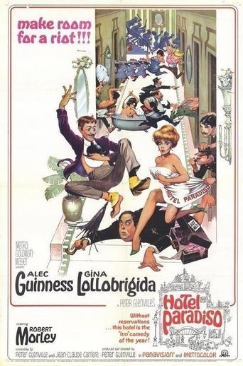 Hotel Paradiso Poster