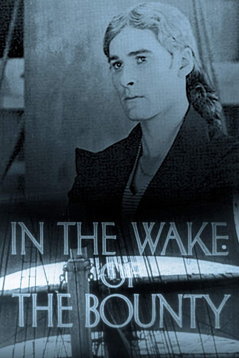 In the Wake of the Bounty Poster