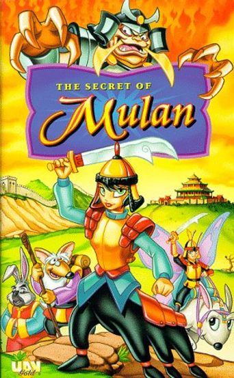 Watch The Secret of Mulan