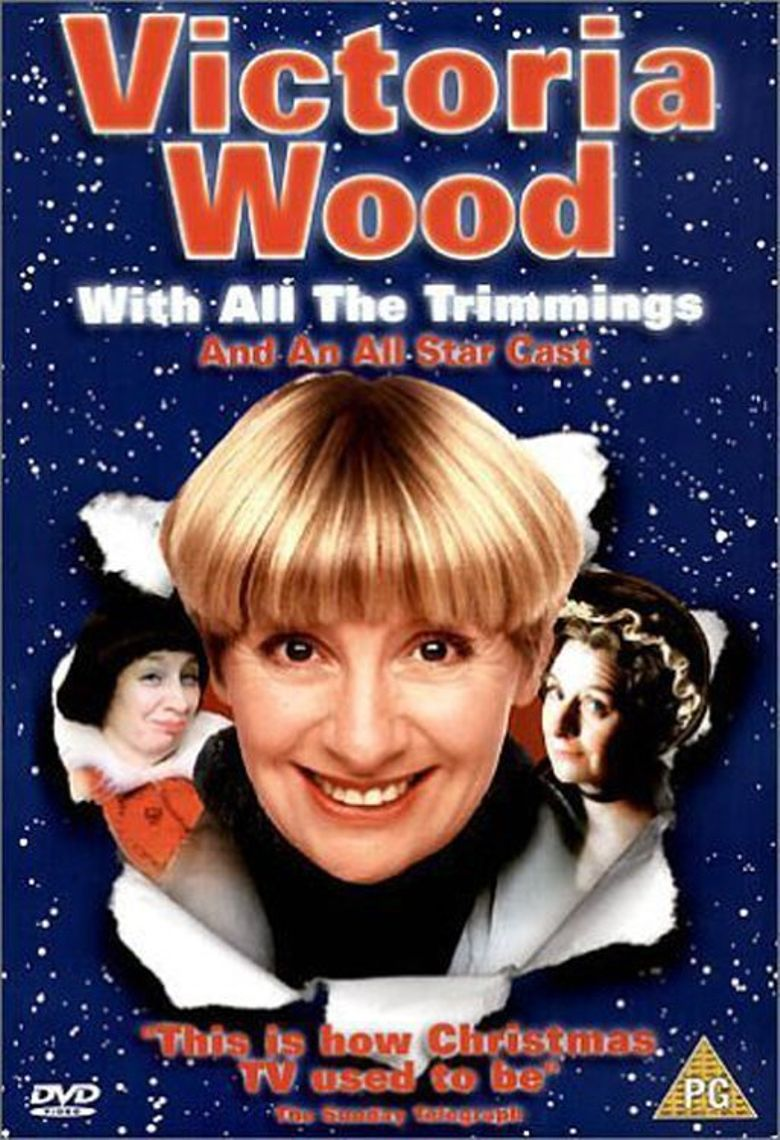 Victoria Wood with All the Trimmings Poster