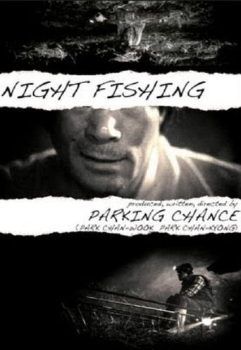 Night Fishing Poster