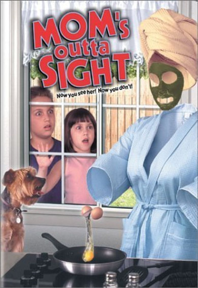 Mom's Outta Sight Poster