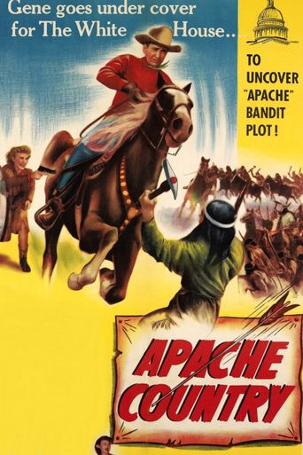 Watch Apache Country