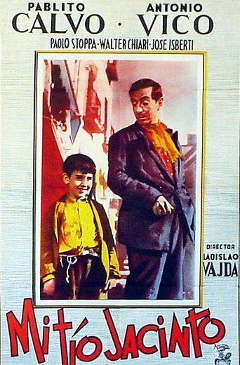 Mi tío Jacinto Poster