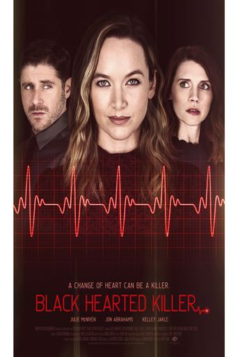 Black Hearted Killer Poster