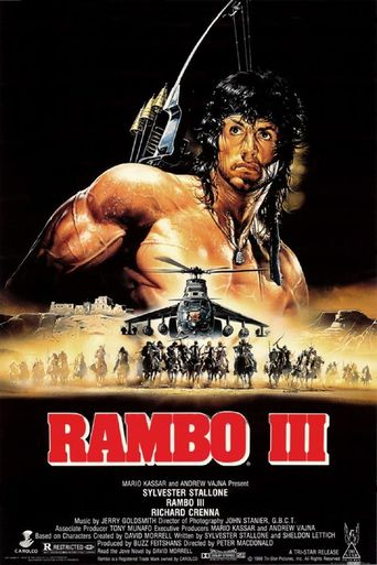 Watch Rambo III