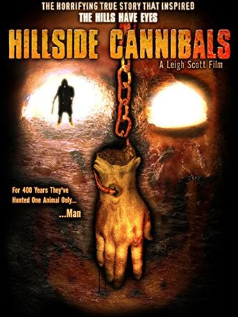 Hillside Cannibals Poster