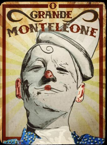 The Great Monteleone Poster