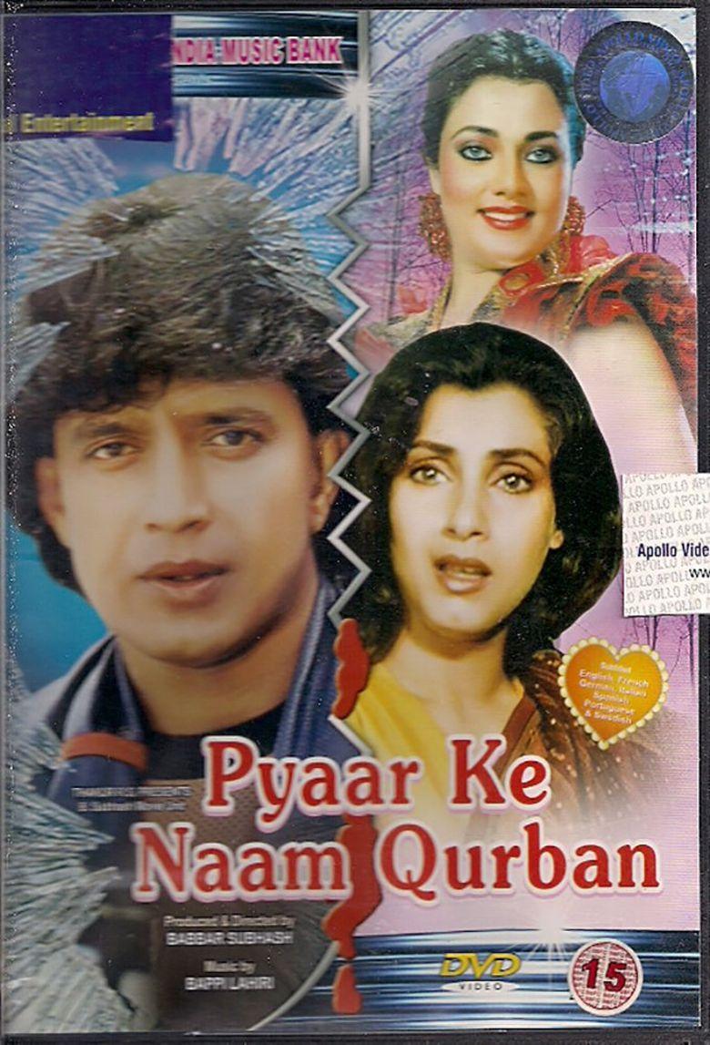Pyar Ke Naam Qurbaan Poster
