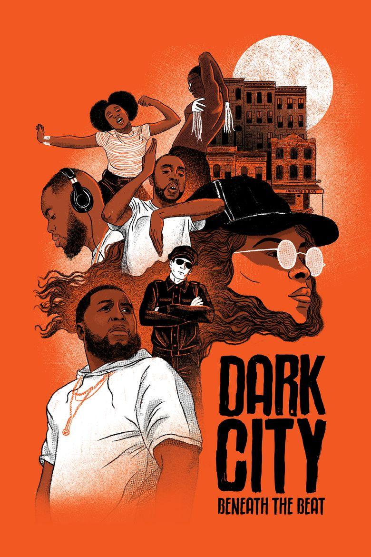 Dark City Beneath the Beat Poster