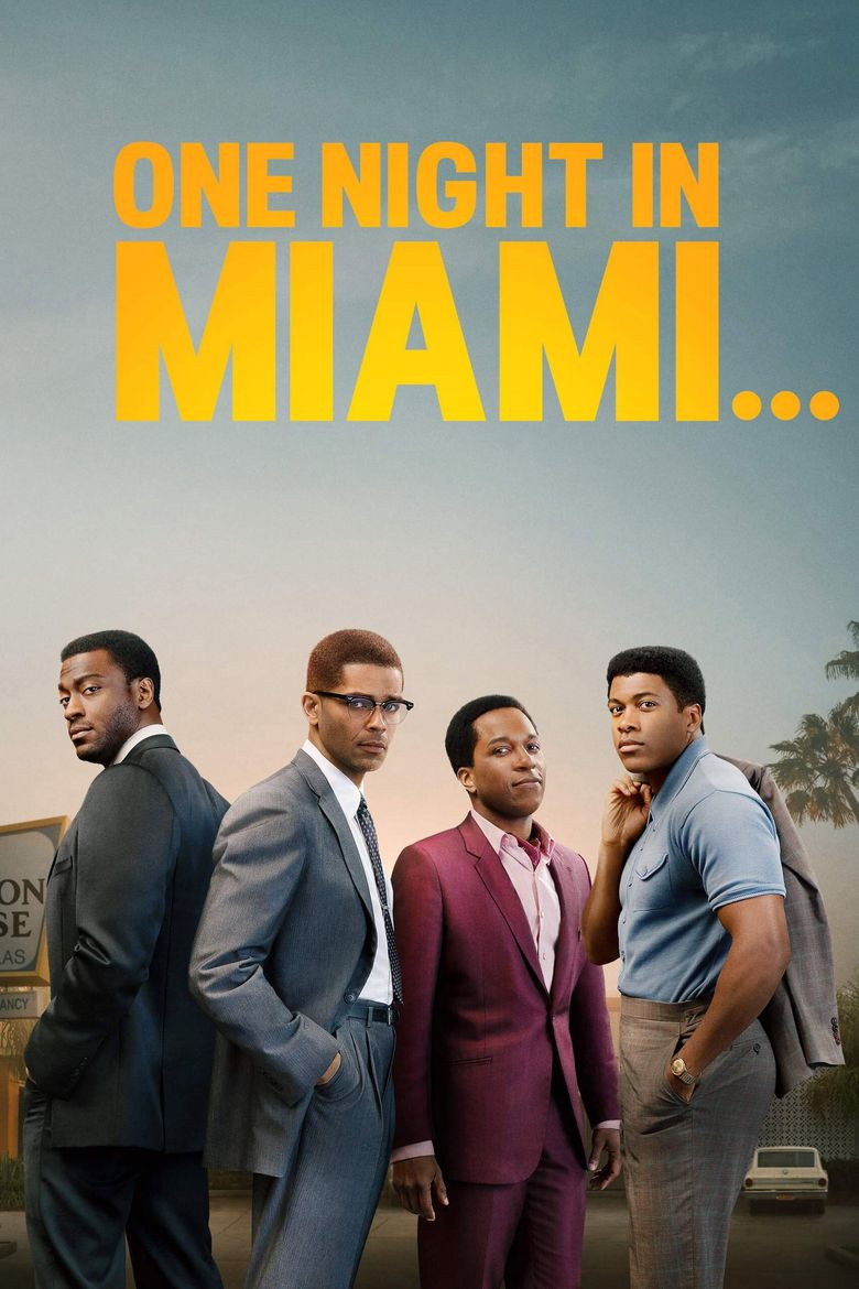 One Night in Miami... Poster