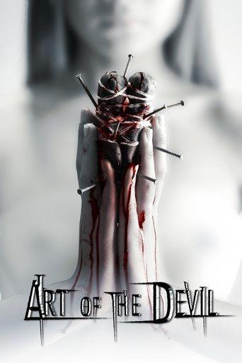 Art of the Devil Poster