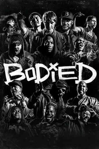 Bodied Poster