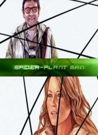 Spider-Plant Man Poster
