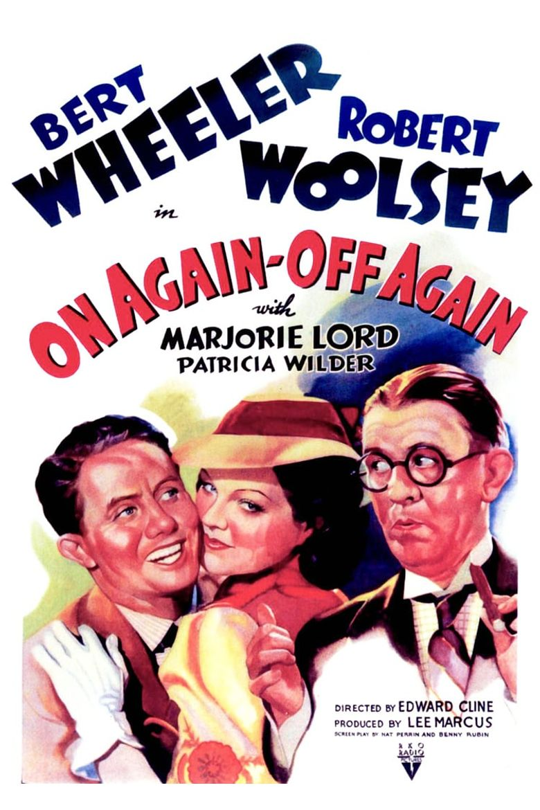 On Again-Off Again Poster