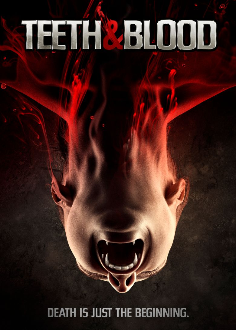 Teeth and Blood Poster