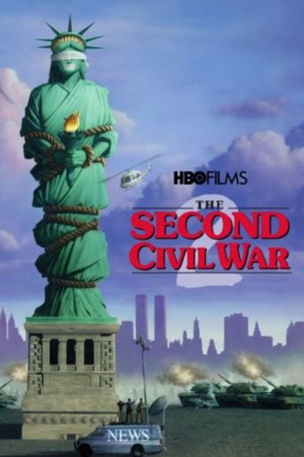 The Second Civil War Poster