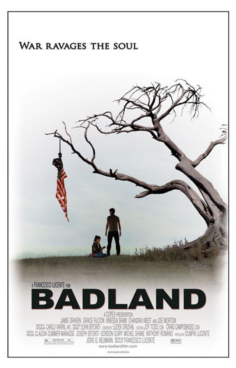 Badland Poster
