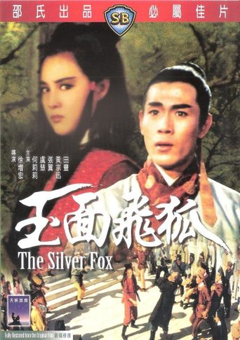 The Silver Fox Poster