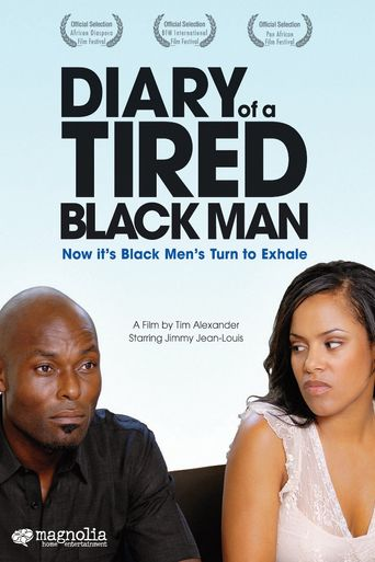 Diary of a Tired Black Man Poster