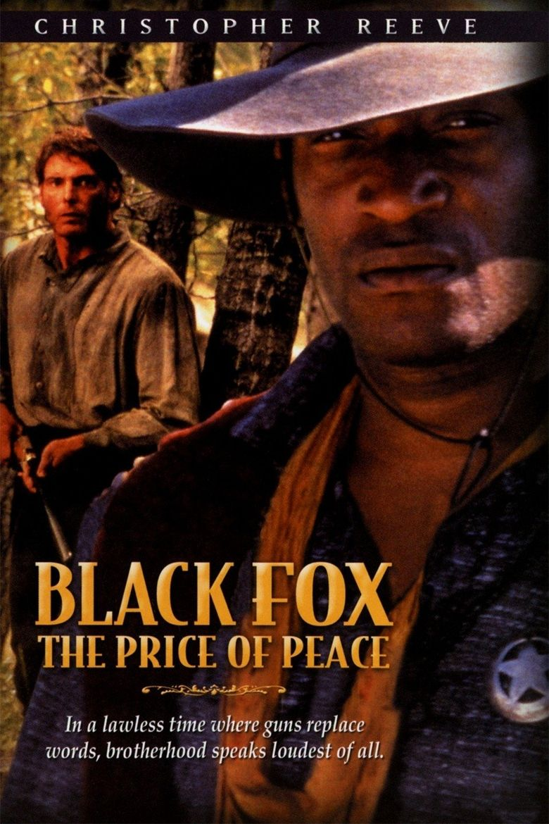 Black Fox: The Price of Peace Poster
