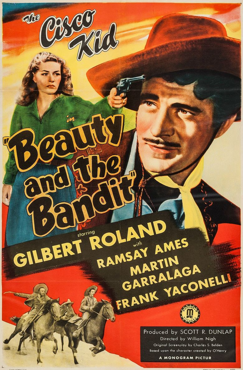 Beauty and the Bandit Poster
