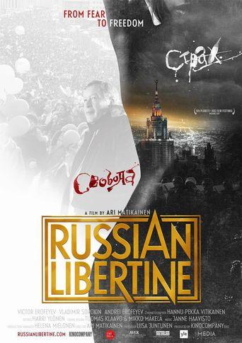 Russian Libertine Poster