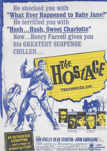 The Hostage Poster