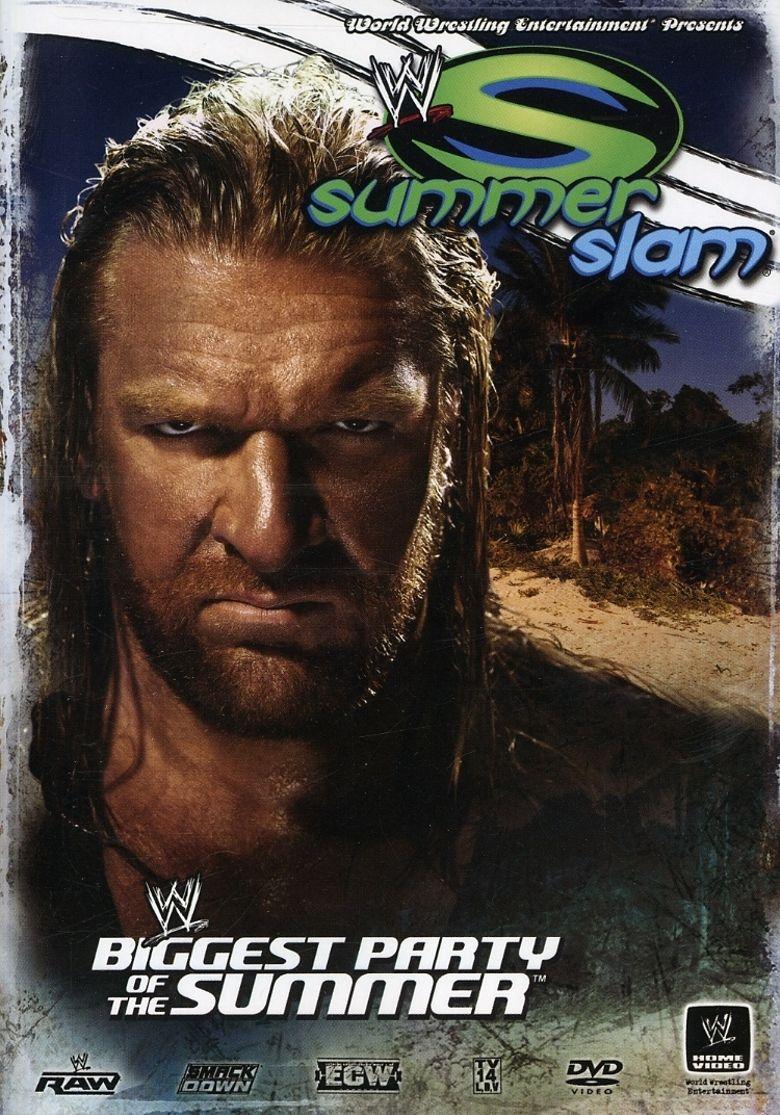 WWE SummerSlam 2007 Poster