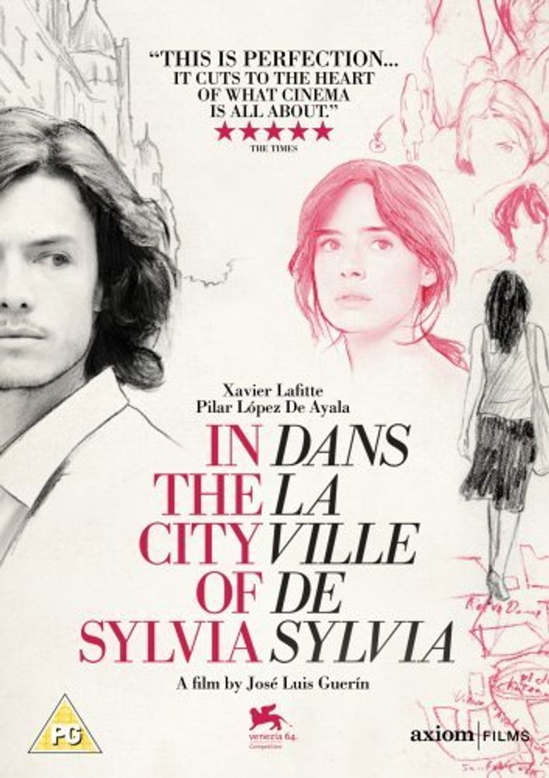In the City of Sylvia Poster