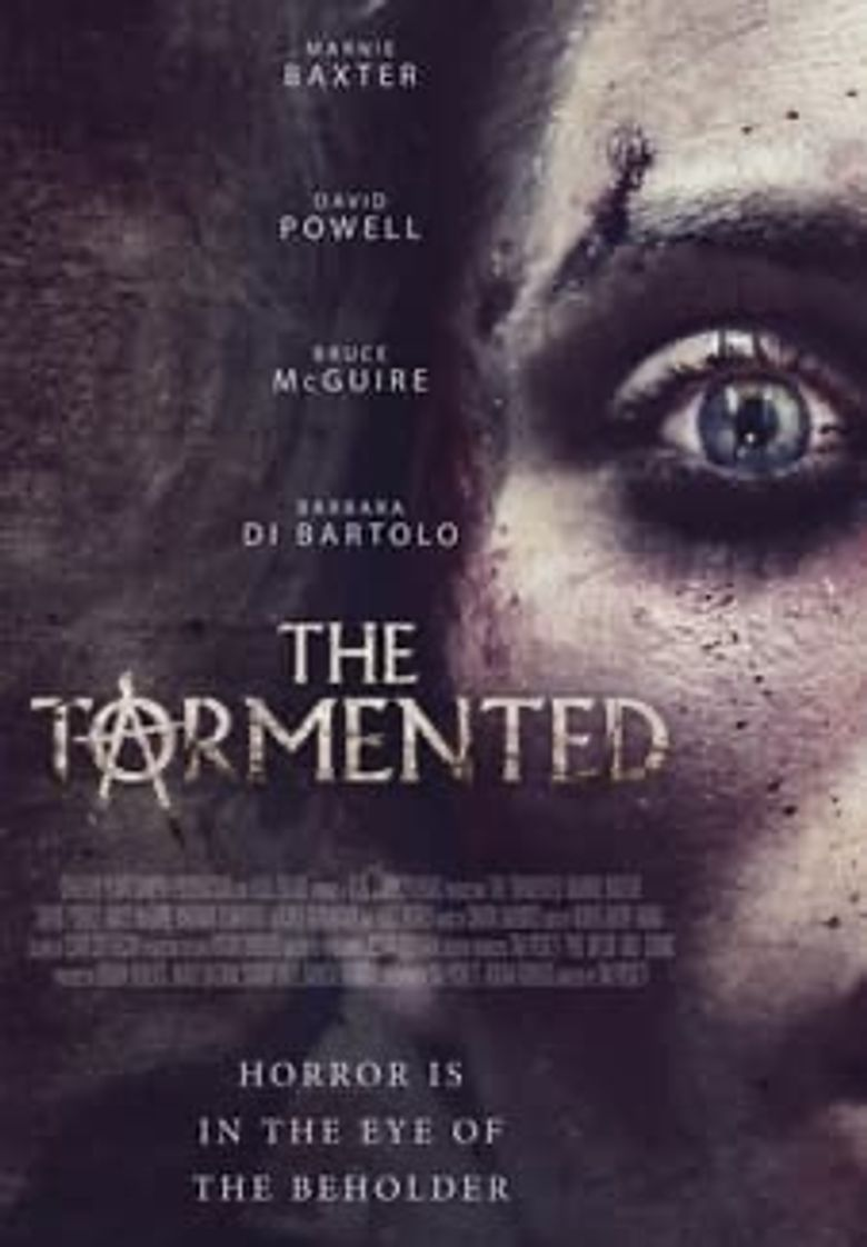 The Tormented Poster