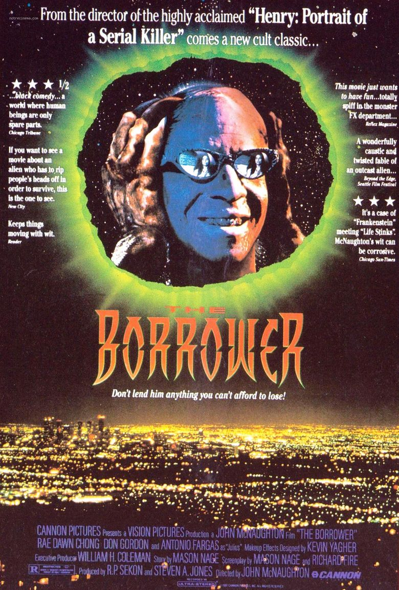 The Borrower Poster