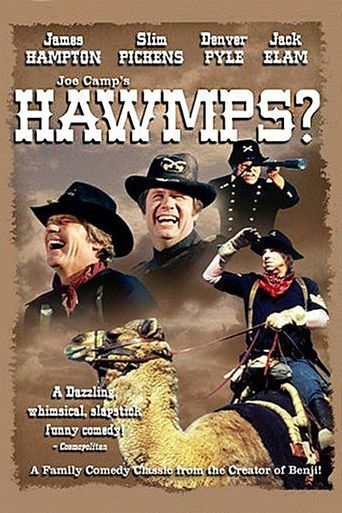 Hawmps! Poster