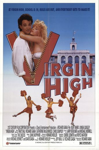 Virgin High Poster