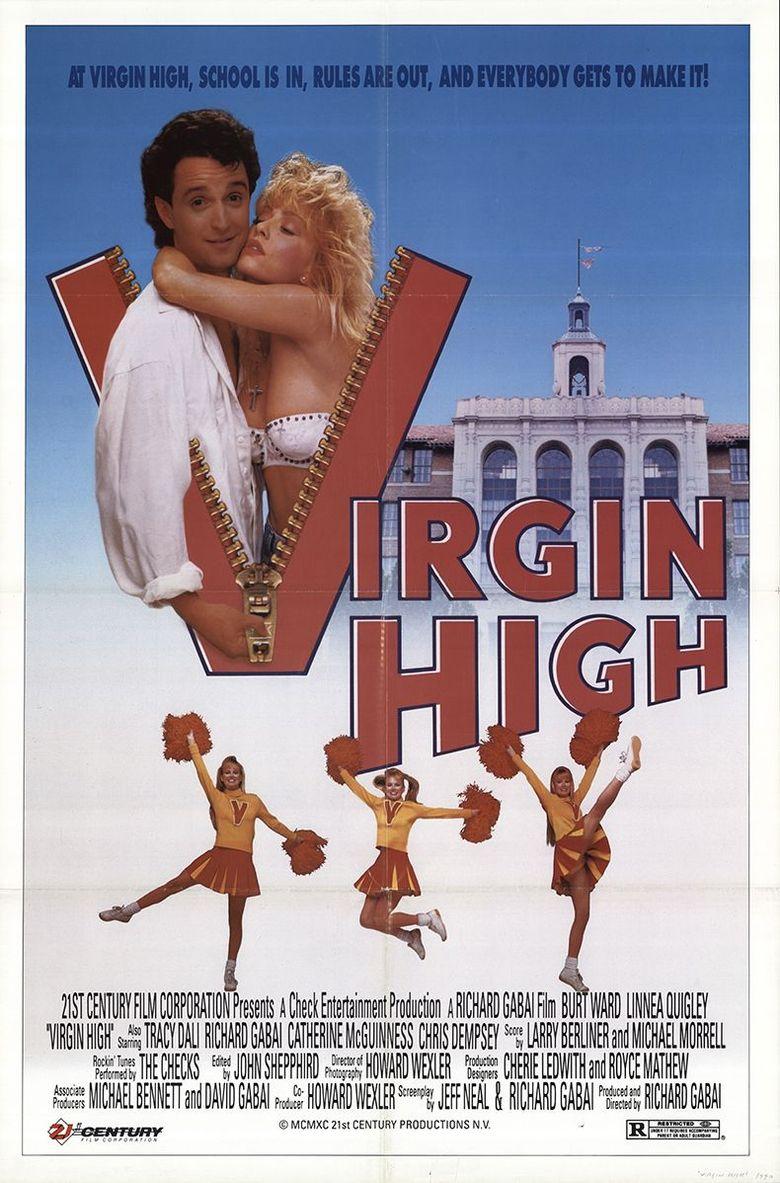 Virgin High Poster