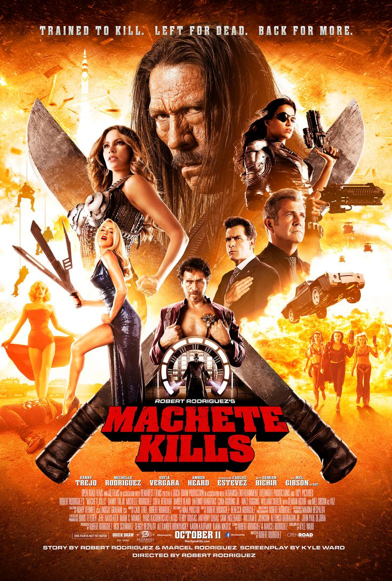 Watch Machete Kills