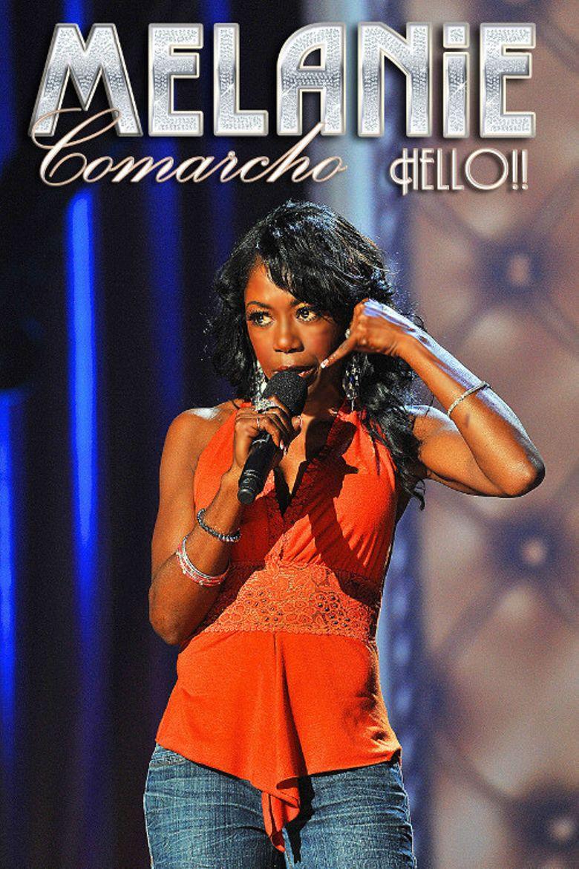 Melanie Comarcho: Hello! Poster