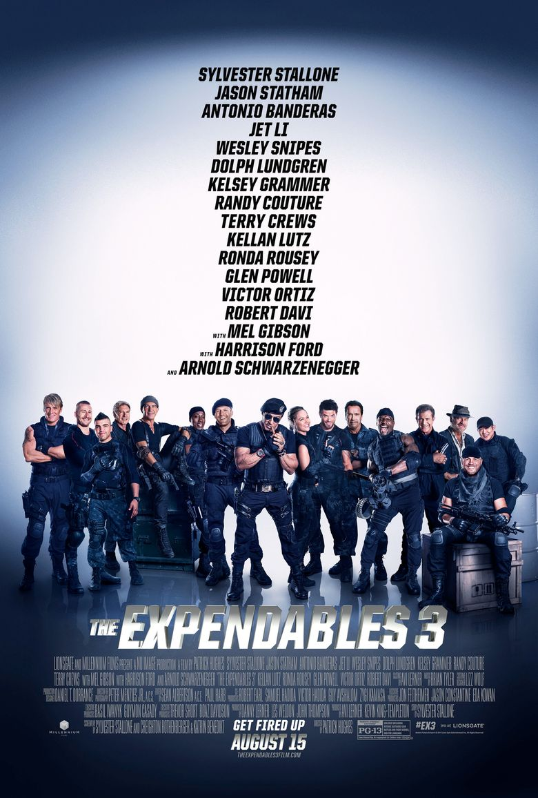 Watch The Expendables 3