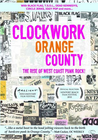 Watch Clockwork Orange County