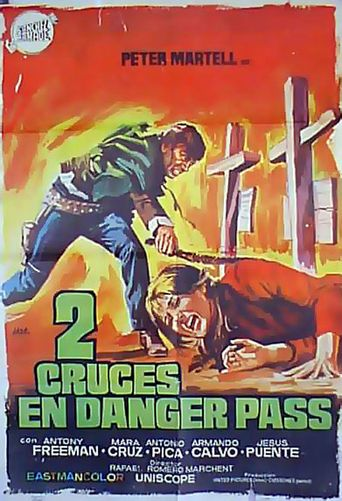 Two Crosses in Danger Pass Poster