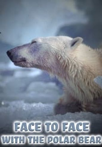 Face to Face with the Polar Bear Poster
