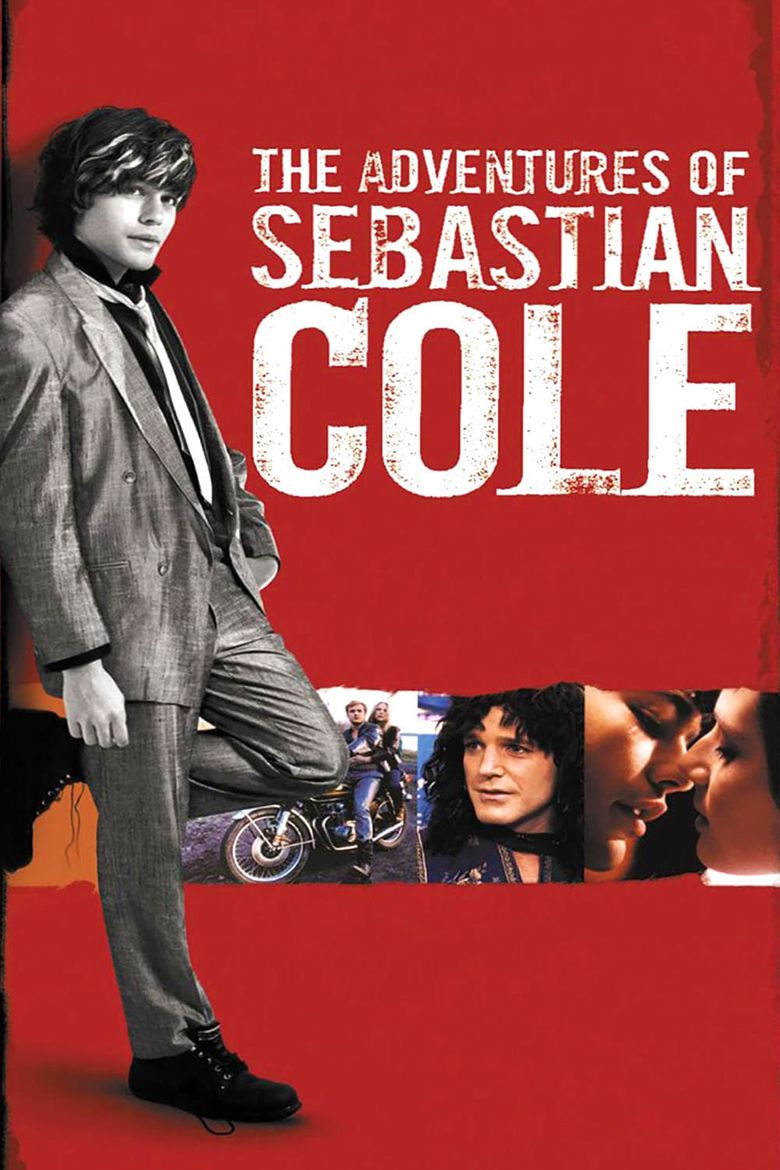 The Adventures of Sebastian Cole Poster