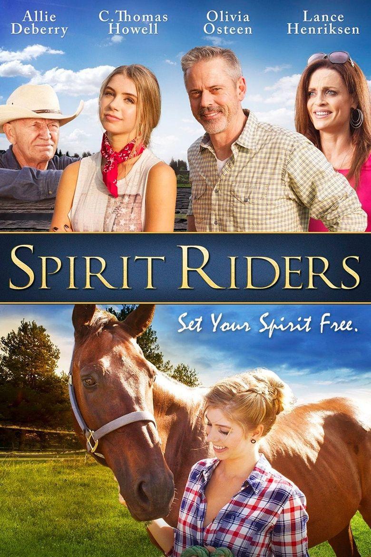 Spirit Riders Poster
