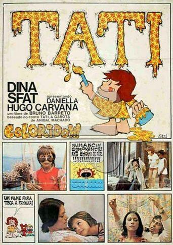 Tati, a Garota Poster