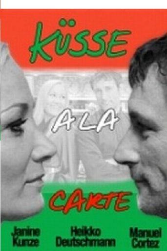 Küsse à la carte Poster