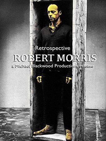 Robert Morris: Retrospective Poster
