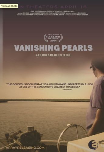 Vanishing Pearls: The Oystermen of Pointe à la Hache Poster